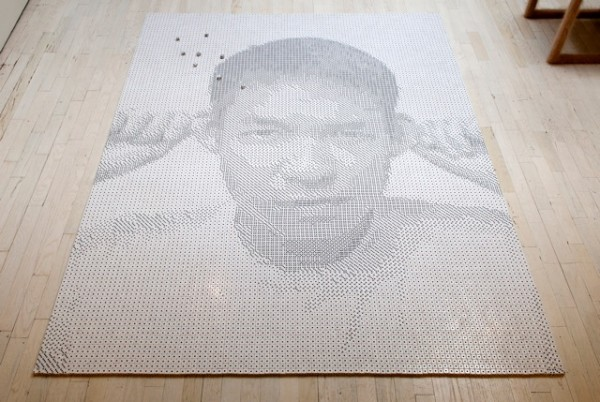 14095569484271 portrait tobias wong 13138 dice 2 Whoa! 13,138 Dices Arranged To Make Tobias Wongs Portrait. Truly fantastic!
