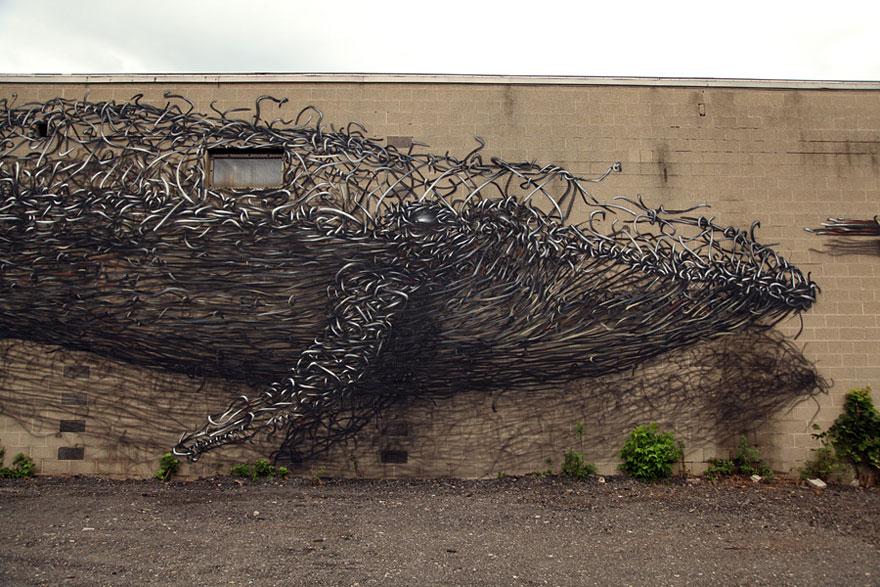 14095578961081 street art DALeast 14 Never seen before street art by Traveling Chinese Artist DALeast