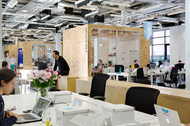 1409558439150 desktop 1406831359 These cool office designs can make even the dullest task fun!