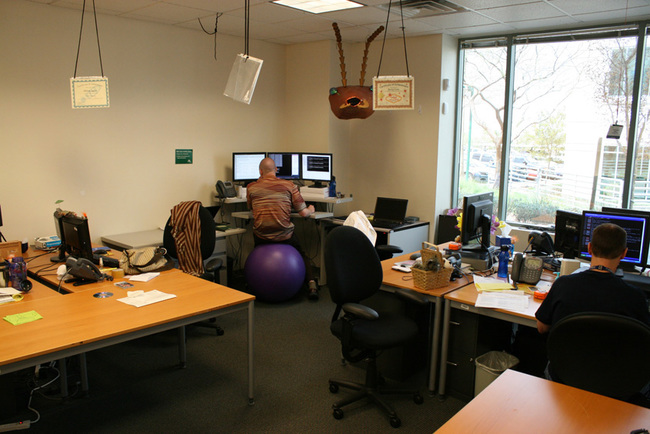 14095584448508 desktop 1406833073 These cool office designs can make even the dullest task fun!