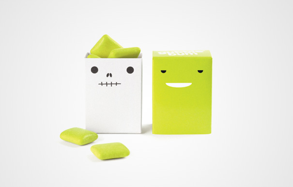 14095586032427 creative packaging 2 bubblegum 3 You Wont Be Able To Resist Buying These Products. Amazing Packaging!