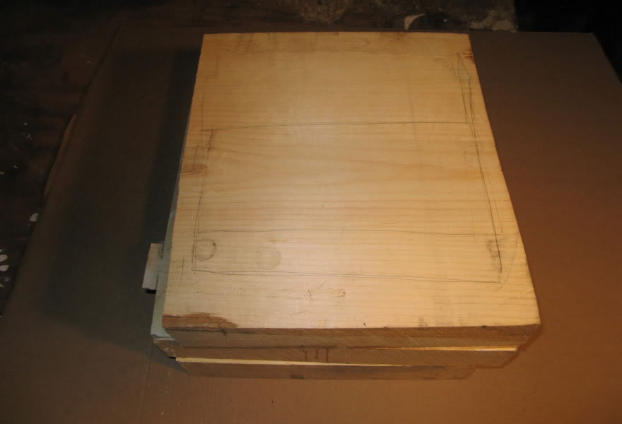 14095586325512 realistic wood sculptures box of cash randall rosenthal 2 How Randall Rosenthal Turned Some Wood Into A Box Full Of Cash
