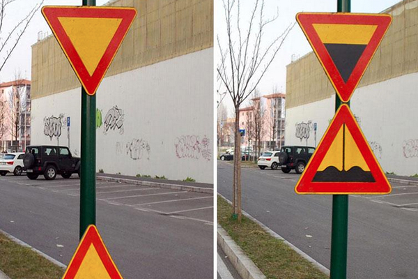 14095591183570 street art15 Surreal 3D street art that you cannot just look at once. A second look is guaranteed!