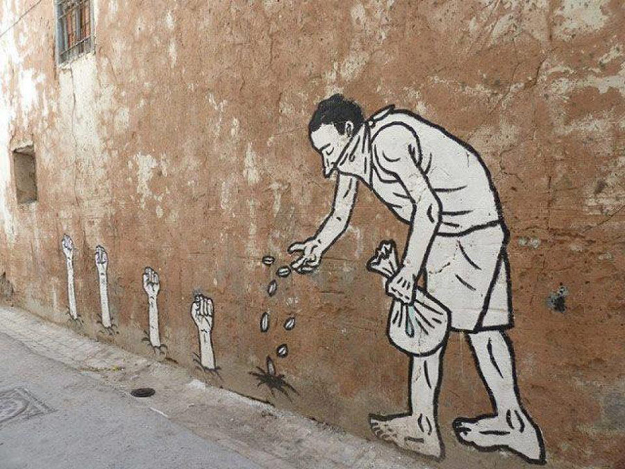 14095591305547 Art 10 10 Awesome Pictures Of Street Art That Will Leave You Amazed!