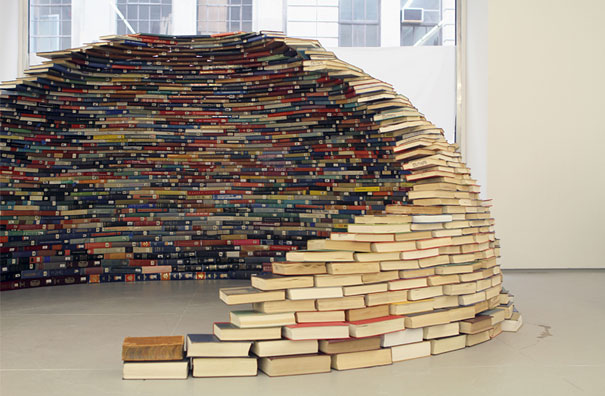 14095591645245 book igloo miler lagos 7 Avid Book lovers will be mesmerized by this! An Igloo made using Books!