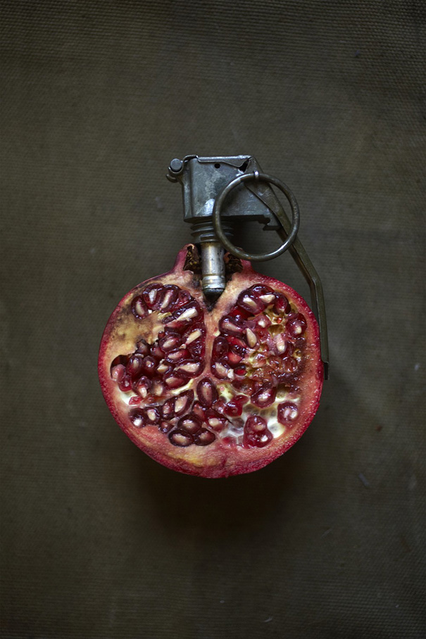 14095592242500 strange fruits sarah illenberger 8 Food Items turned into Utility objects, Creativeness at its BEST!