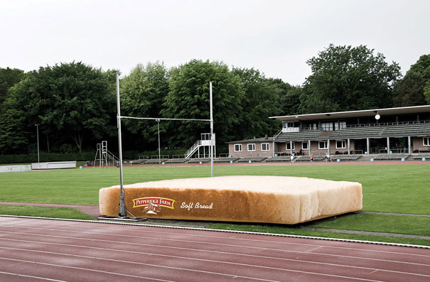 14095592345591 large scale objects soft bread This Is How Ads Should be Made. Incredibly Creative!