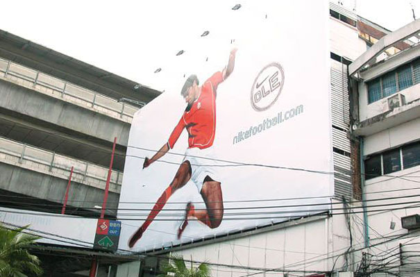 14095592379107 large scale objects nike football 1 This Is How Ads Should be Made. Incredibly Creative!