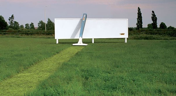 14095592424877 large scale objects bic This Is How Ads Should be Made. Incredibly Creative!