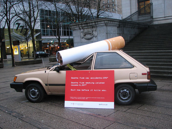 14095592452280 large scale objects cigarette This Is How Ads Should be Made. Incredibly Creative!