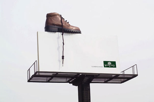 1409559250109 large scale objects shoe This Is How Ads Should be Made. Incredibly Creative!