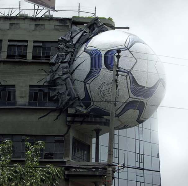 14095592534255 large scale objects nike This Is How Ads Should be Made. Incredibly Creative!