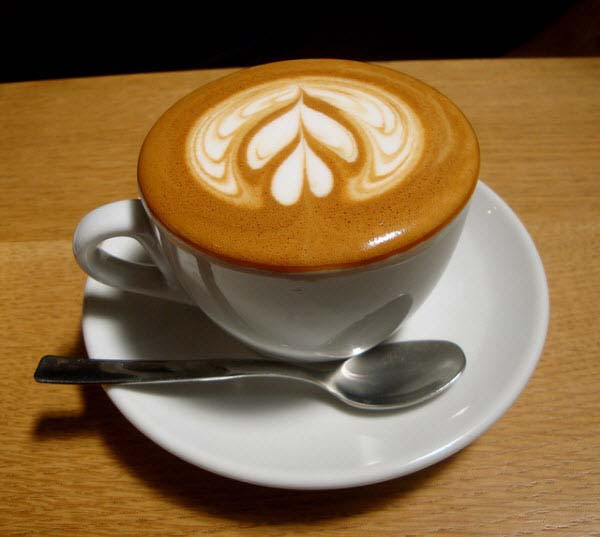 14095592761550 latte art8 These 23 Latte Images are a treat for Coffee Lovers. Warning: DO NOT DRINK!!
