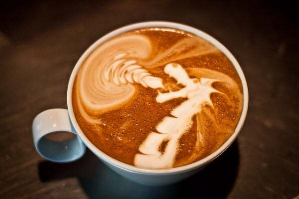 14095592762184 latte art4 These 23 Latte Images are a treat for Coffee Lovers. Warning: DO NOT DRINK!!