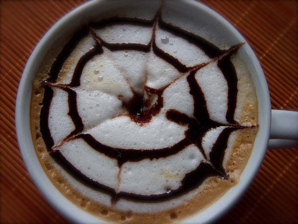 14095592764284 latte art11 These 23 Latte Images are a treat for Coffee Lovers. Warning: DO NOT DRINK!!
