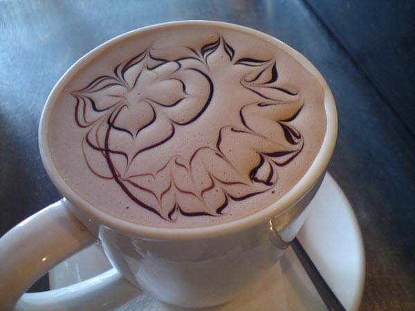 14095592764651 latte art6 These 23 Latte Images are a treat for Coffee Lovers. Warning: DO NOT DRINK!!