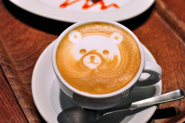 1409559276847 latte art17 These 23 Latte Images are a treat for Coffee Lovers. Warning: DO NOT DRINK!!
