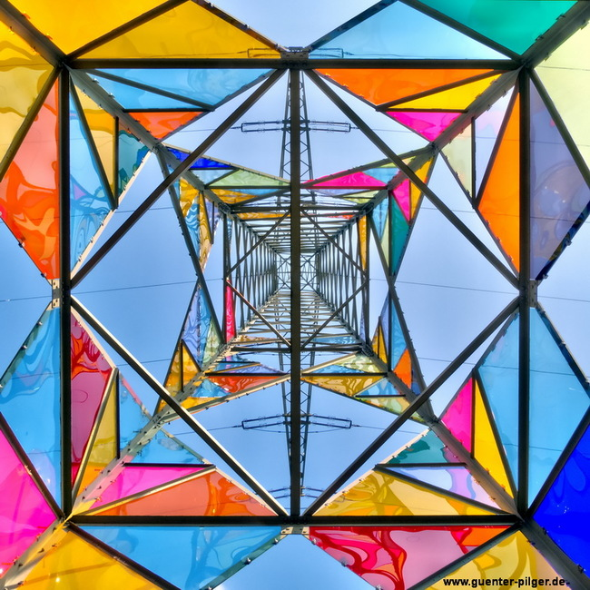 14095592806669 desktop 1406691284 And This is How it is Done!! Boring tower turned into Colorful Artwork.