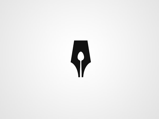 14095593126635 negative space logos 41 30 Clever Examples of Negative Space Logos