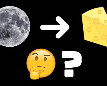 Is Moon Made of Cheese?