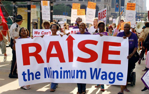 Raise the Min Is Raising The Minimum Wage Logical?
