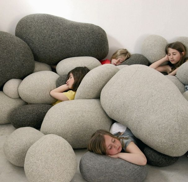 89 creative pillow design 35  605 20 Creative Pillows that would make Sleeping Comfy and Fun