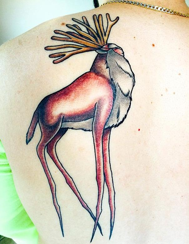 studio ghibli tattoos 7  605 20 Samples of Studio Ghibli Films Inspired Tattoos