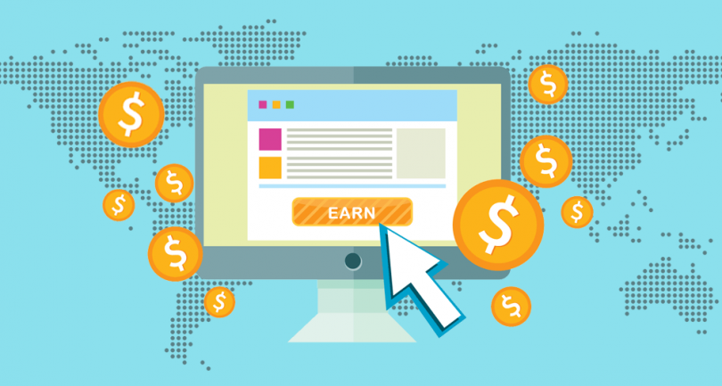 Get paid to websites make money online 11 Fast ways to make money online easily