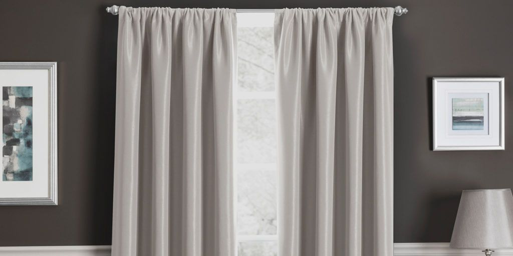 curtains heat your room 10 Cheap ways to heat a room