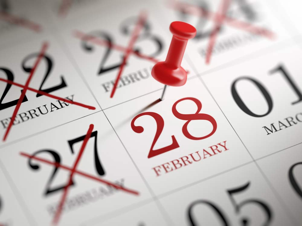 Why are there only 28 days in February Why are there only 28 days in February?