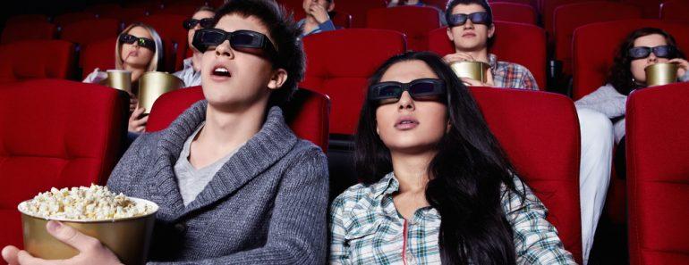 How do 3D glasses work