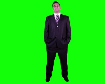 Why are green screens green